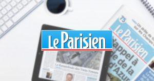[Médias] Dépôt des listes, Le Parisien parle de MERIEL-HORIZON