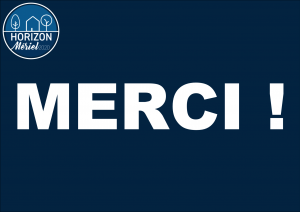 [Premier tour] MERCI !