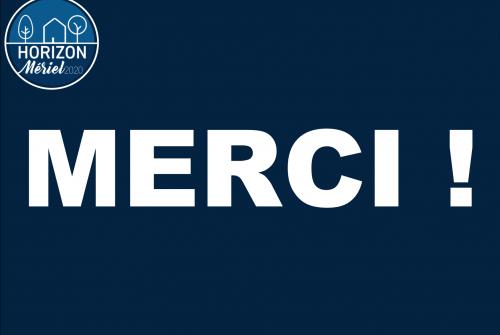 [Second tour] MERCI !!