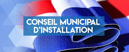 [Conseil Municipal] Installation des nouveaux élus